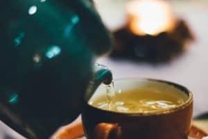 Pouring Tea Northern Tea Merchants