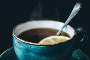 Hot Tea with Lemon Northern Tea Merchants