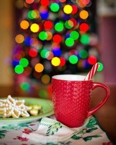 Festive teas and drinks